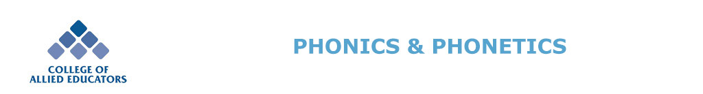 CAE Phonics and Phonetics