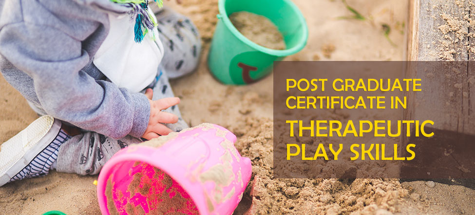 Post Graduate Certificate in Therapeutic Play Skills