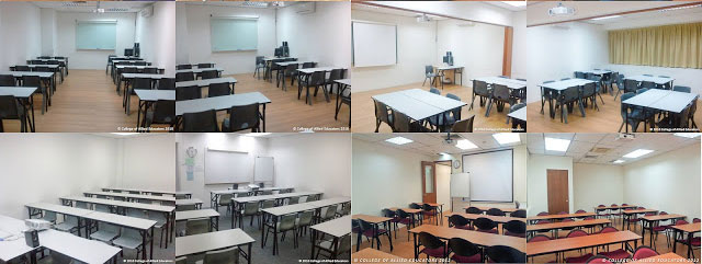 Classrooms and Facilities