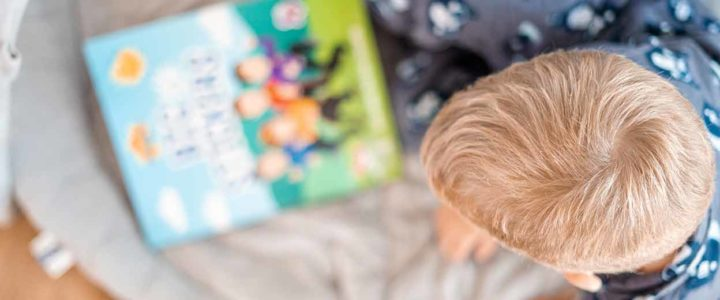 Should I be worried if my child isn't reading?