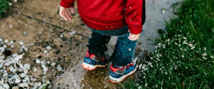 What do I do when a child is stimming?