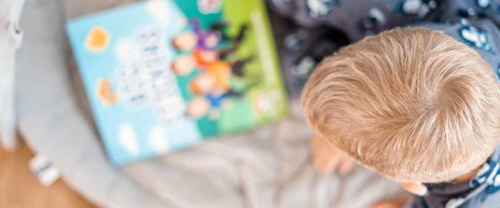 Why is my child not interested in reading?