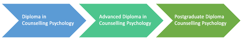 counselling psychology programme progression