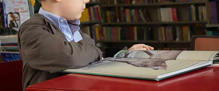 How do I get my child interested in reading?